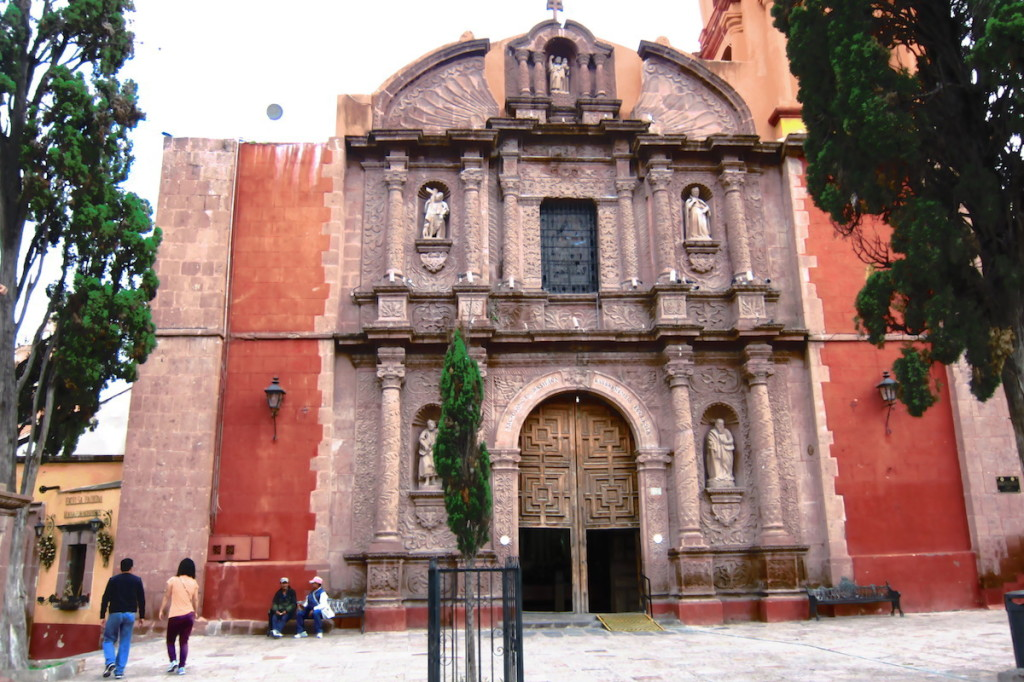 Oratorio de San Felipe Neri Church